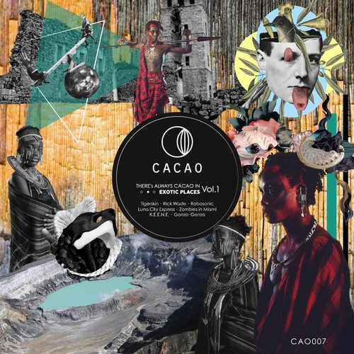 VA – There's Always Cacao In Exotic Places Vol. 1 [CAO007]